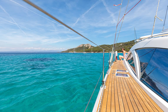 Island hopping in the Mediterranean